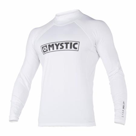 Lycra Mystic STAR LS - 100 White