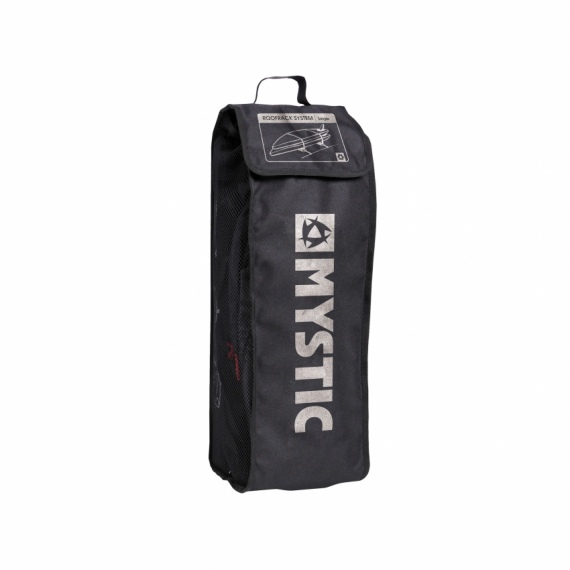 Mystic Prtljažni Sistem ROOFRACK SYSTEM Single - 900 Black