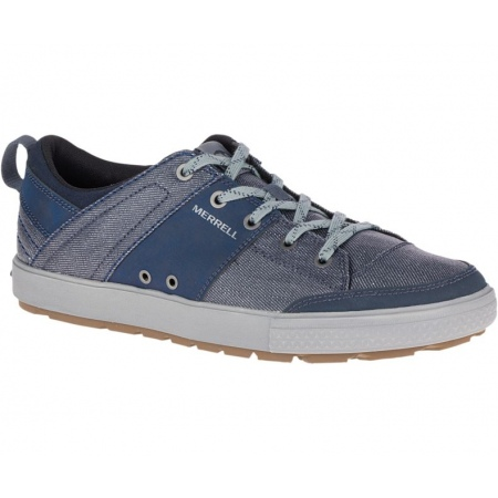 Čevlji Merrell RANT DISCOVERY LACE CANVAS - Denim