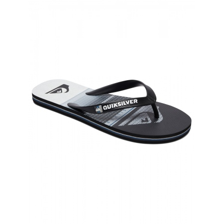 Japonke Quiksilver MOLOKAI HIGHLINE SLAB - Xksw Black-Grey-White