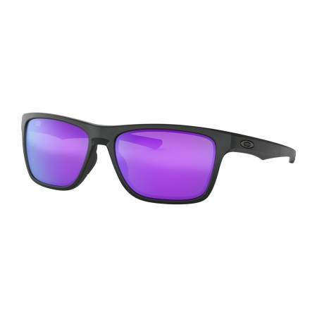 Očala Oakley HOLSTON - 9334-0958 Matte Black-Violet Iridium