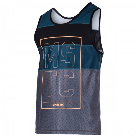 Quickdry Mystic DRIP Tanktop - 325 Orange