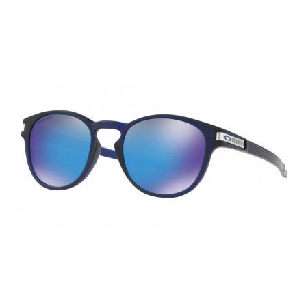 Očala Oakley LATCH - 9265-4253 Matte Translucent Blue-Prizm Sapphire Iridium